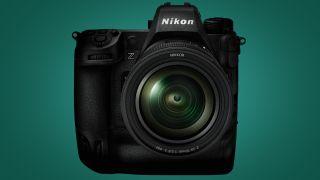 Voici l'avant du futur Nikon Z9