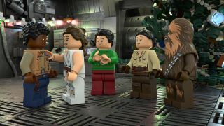 How to watch LEGO Star Wars Holiday Special on Disney Plus