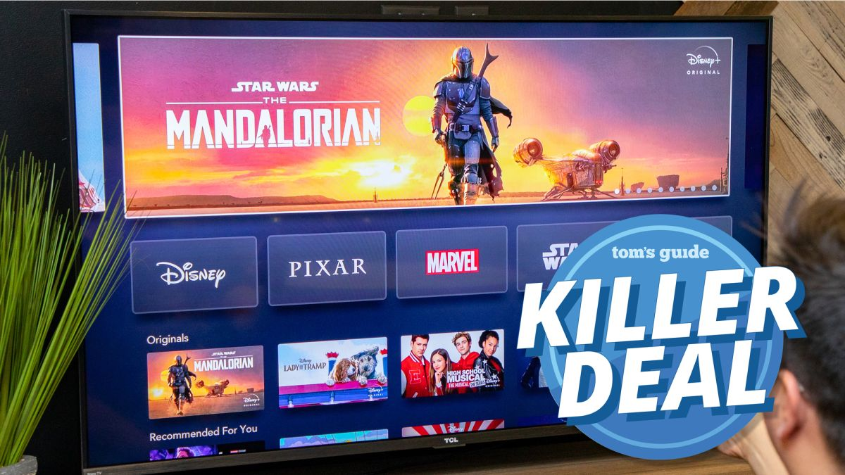 LG's killer Super Bowl TV deal gives you a free year of Disney Plus