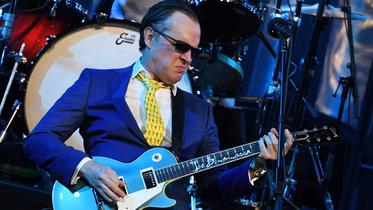 """Joe Bonamassa: """"I know the people that are taking over Gibson, and they're good guys"""""""
