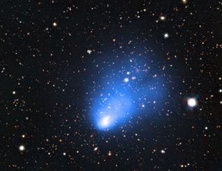 "El Gordo — A ""Fat"" Distant Galaxy Cluster"