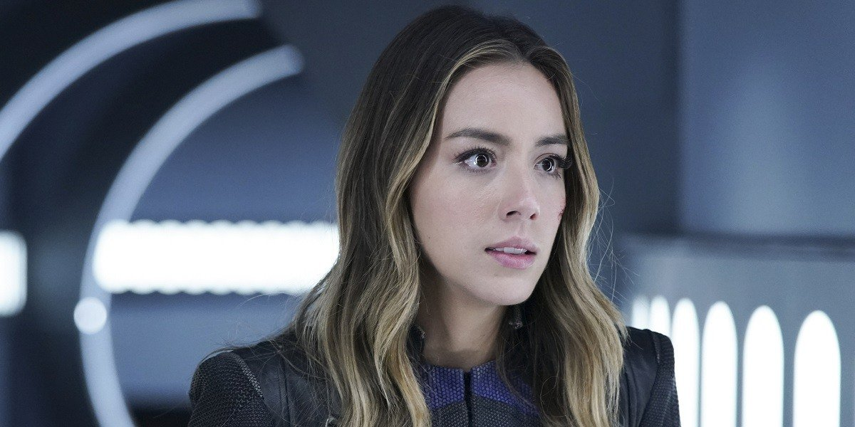 Chloe Bennet as Daisy Johnson/Quake on Agents of S.H.I.E.L.D. (2020)