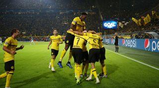 Borussia Dortmund, Champions League