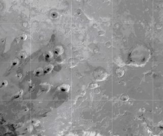 Mars Express Yields Provocative Observations