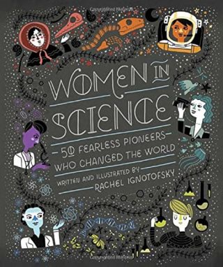 women in science illustrated glossary