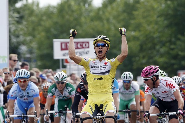 Pagliarini wins in ENECO