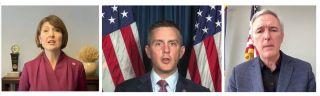 Congressional presentations at SOTN