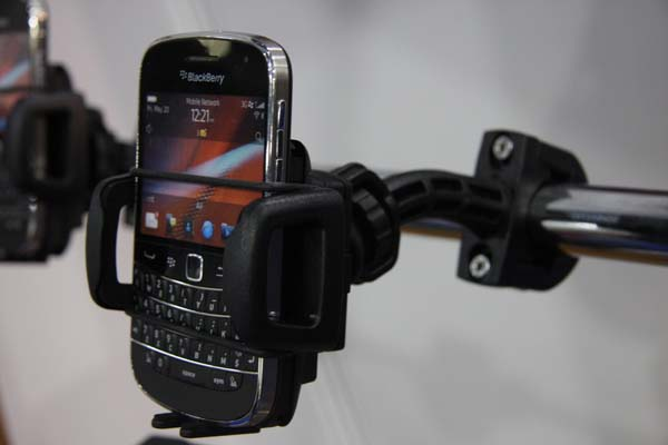 Zixtro smart phone bike mount