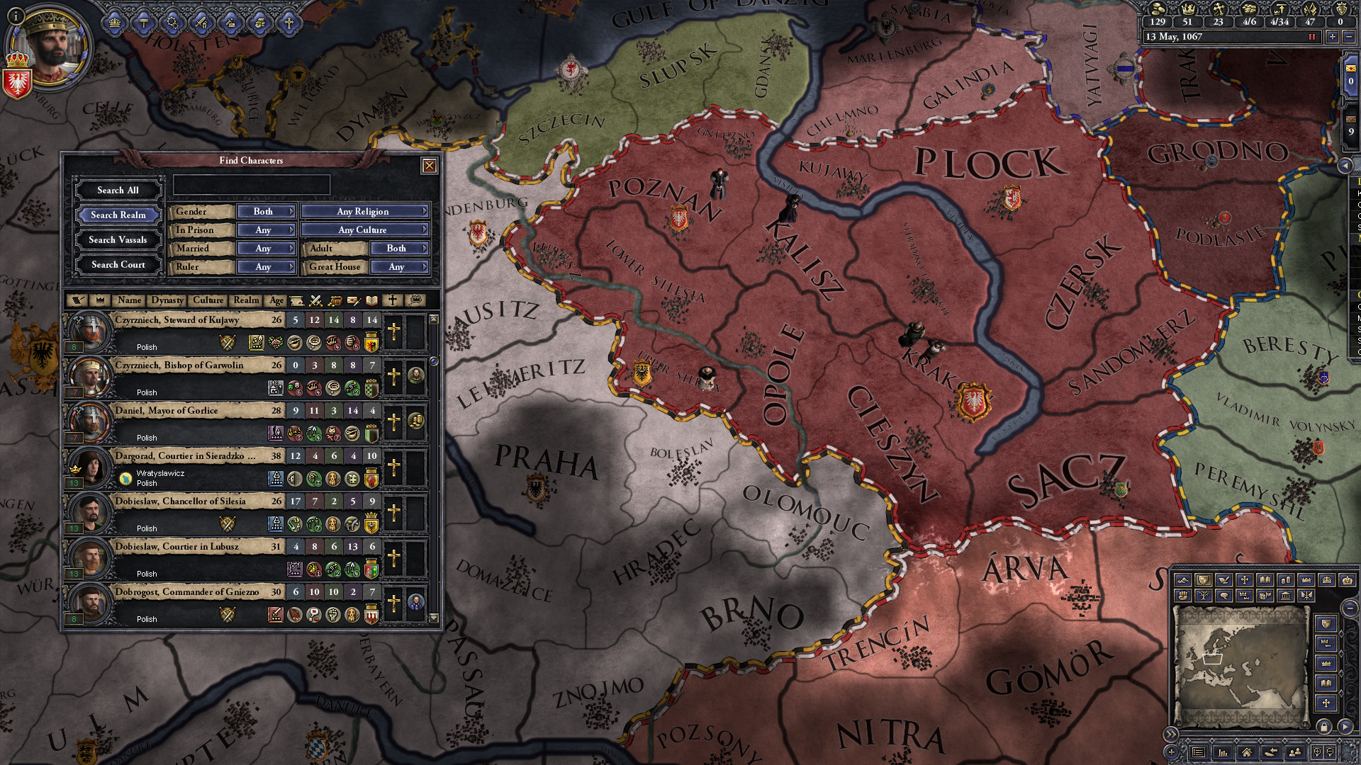 Here's a feature breakdown for Crusader Kings 2's biggest expansion
