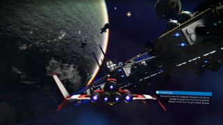 How to get a free No Man's Sky freighter | GamesRadar+