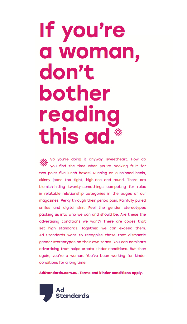 These provocative ads are designed to challenge you | Creative Bloq
