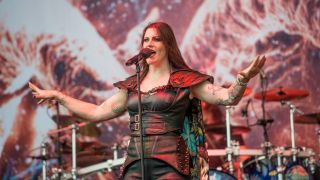 Nightwish's Floor Jansen