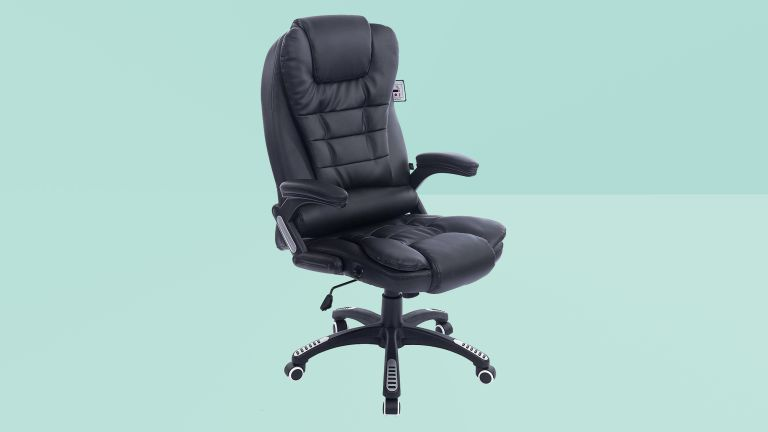 Cherry Tree Furniture executive recline office chair review