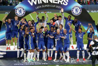 Chelsea v Villarreal – UEFA Super Cup – Windsor Park