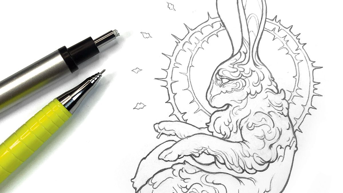 Pencil Drawing Techniques Pro Tips To Sharpen Your Skills Creative Bloq