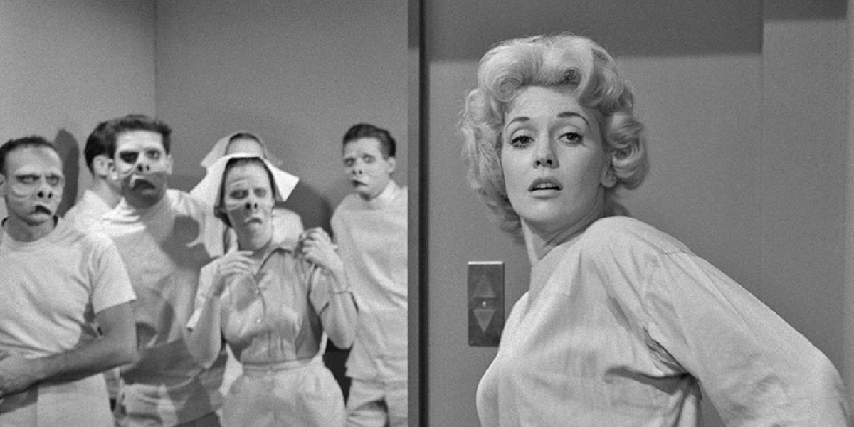 The Twilight Zone Eye Of The Beholder Episode