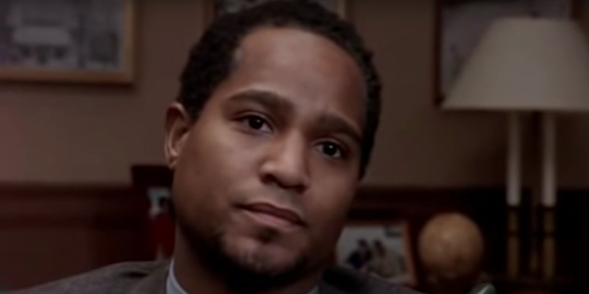 Kareem Said portrait original HBO/'s Oz