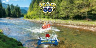 Pokemon Go Magikarp Community Day