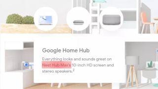 Nest Hub Max