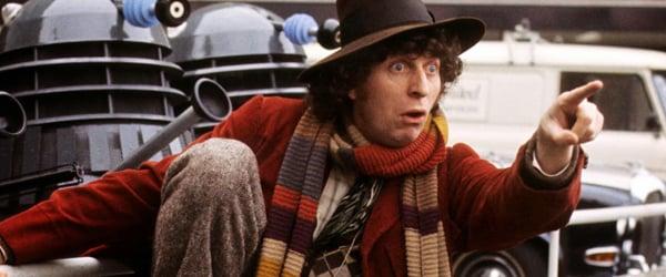 Tom Baker Doctor Who Fourth Doctor