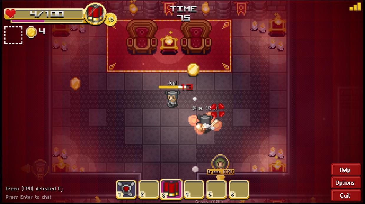 Best Browser Games: Treasure Arena