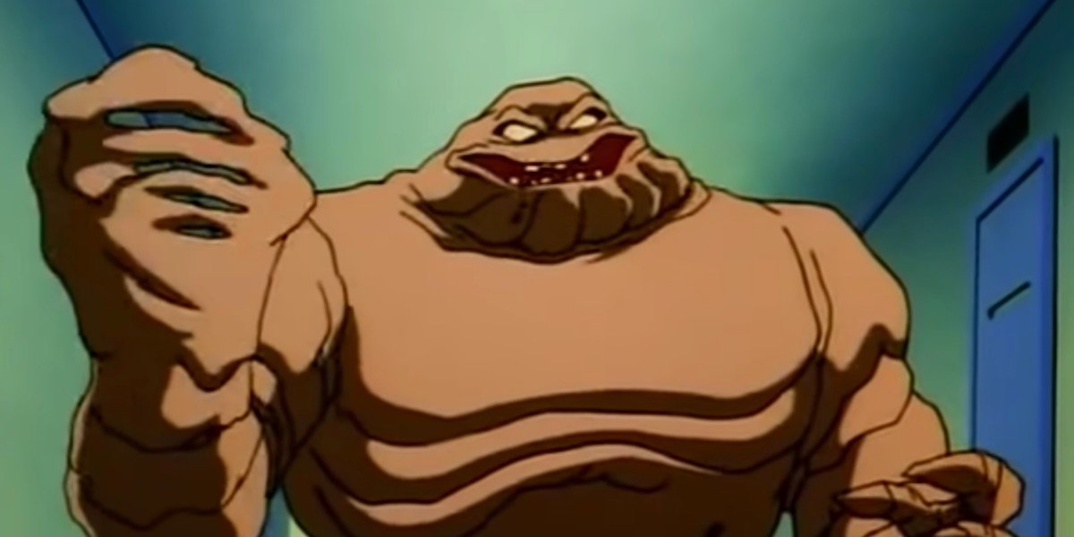 Clayface in Batman The Animated Series