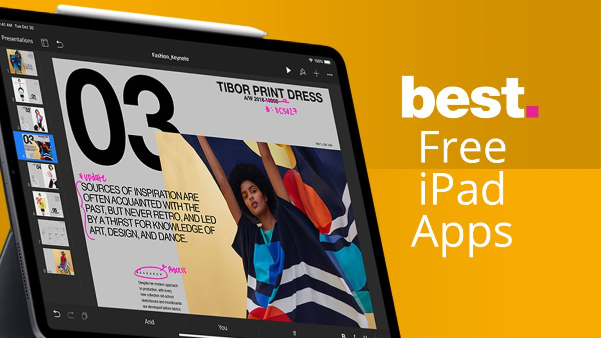 Best Free Ipad Apps 2021 The Top Titles We Ve Tried Techradar