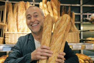 Michel Roux Jnr in Remarkable Places to Eat
