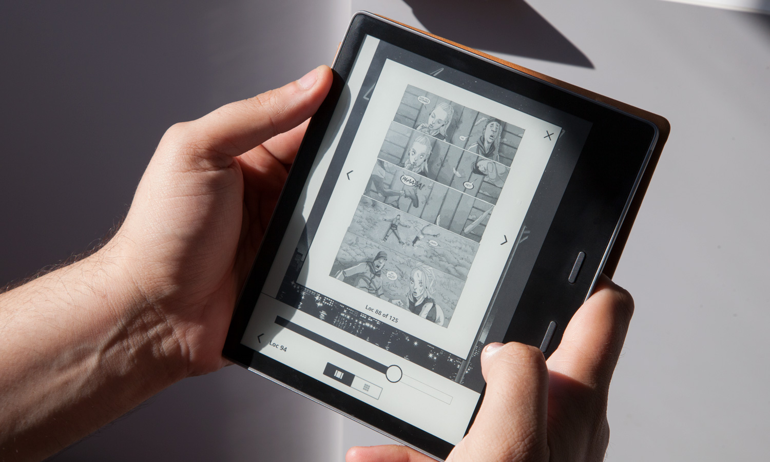 Amazon Kindle Oasis (2017) Review: Best Kindle Ever, If You