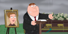 Watch Family Guy's Hilariously Touching Tribute To Carrie Fisher