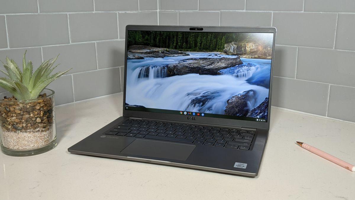 Chromebook  Info - cover