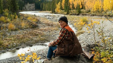 In 'Land,' Robin Wright stars as a grieving lawyer who decides to live off the grid.