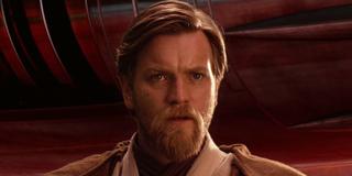 Star Wars: Episode III - Revenge of the Sith Obi-Wan Kenobi Ewan McGregory LucasFilm