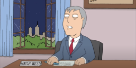 Family Guy Revealed Its A+ Replacement For Adam West's Mayor