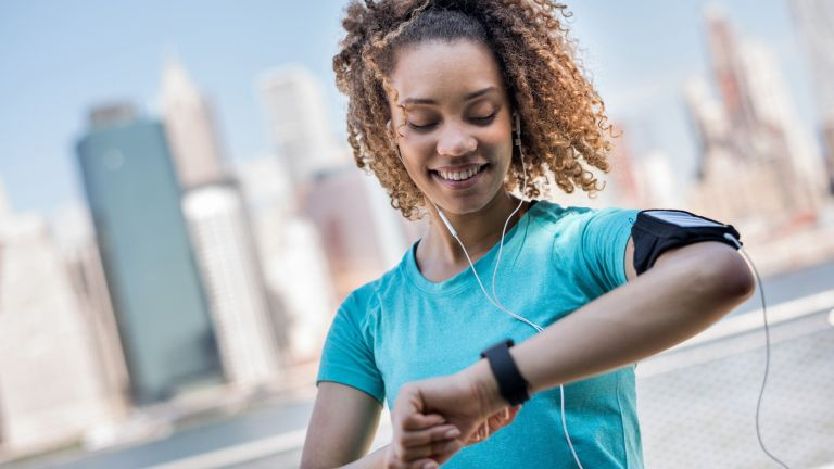 Using a fitness tracker to monitor your heart rate can help you lose weight
