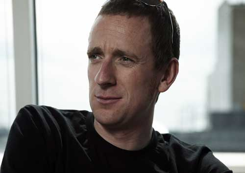 Bradley Wiggins Olympic champion