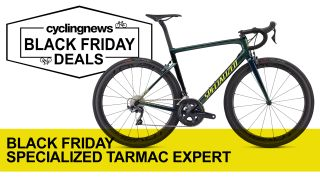 Specialized Tarmac Expert Black Friday Deal
