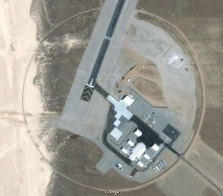 satellite images of Area 6
