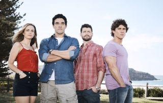 Home and Away, Tori Morgan, Justin Morgan, Brody Morgan, Mason Morgan