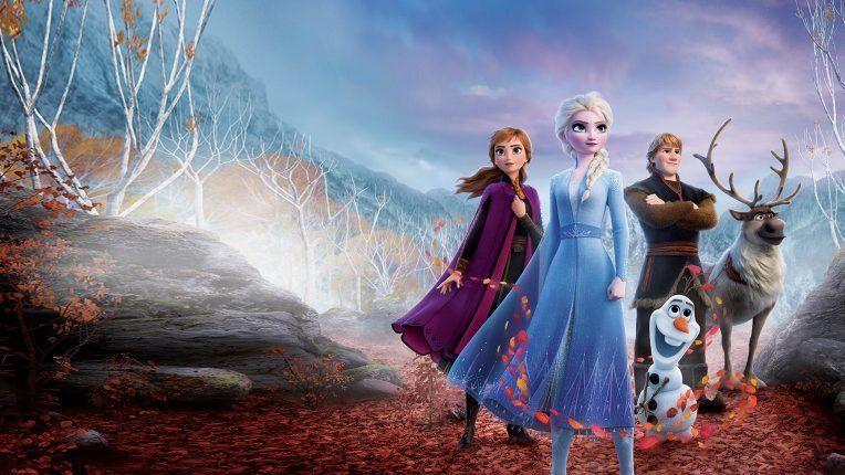 How to watch Frozen II on Disney Plus
