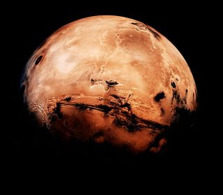 Could Life Exist on the Red Planet?