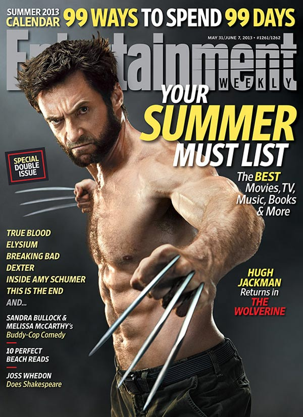 The Wolverine EW Cover
