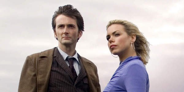 The Doctor David Tennant Doctor Who The BBC
