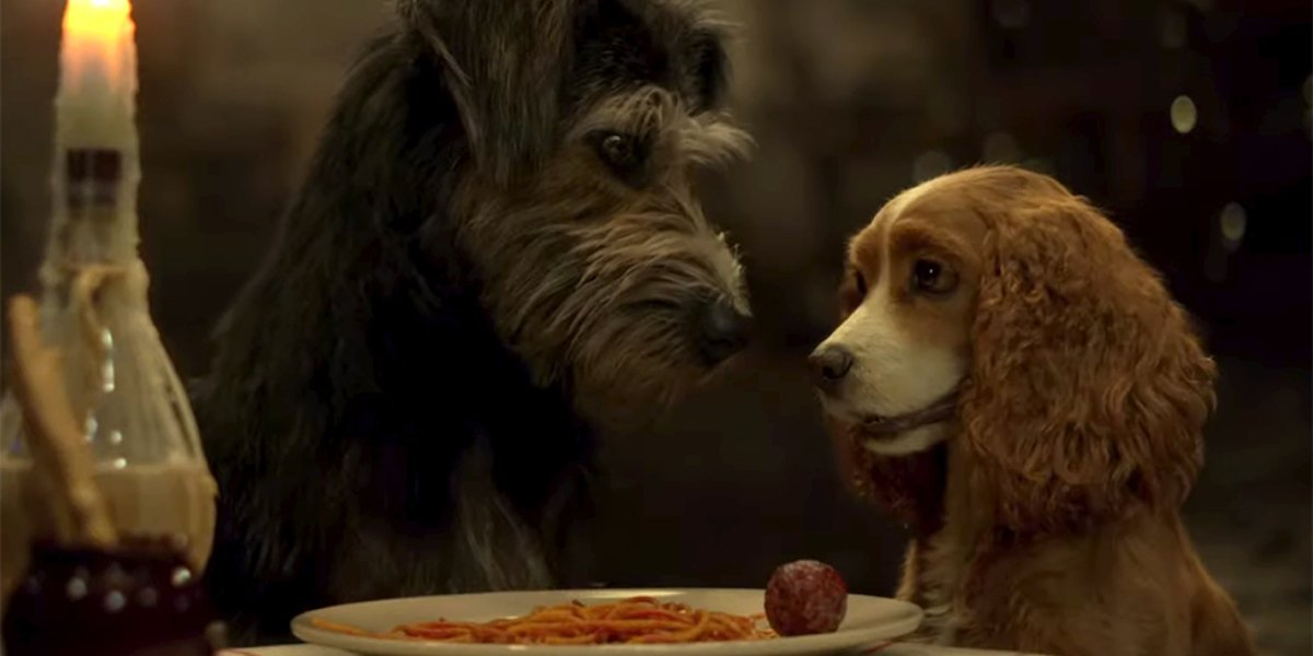 Lady and the Tramp, Disney 2019 remake