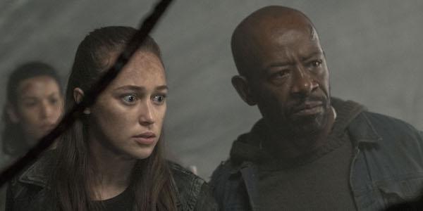 alicia and morgan fear the walking dead season 5