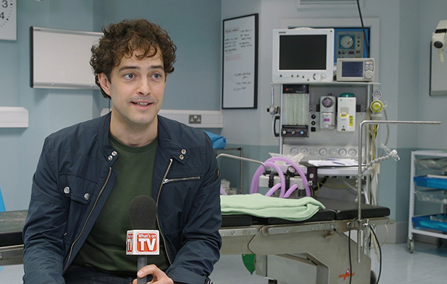 Lee Mead joins Holby City