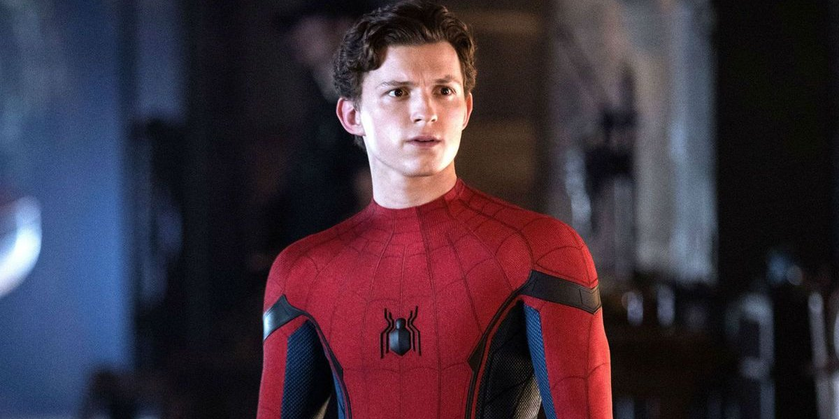 Spider-Man: Far From Home Peter Parker unmasked and underground in Venice