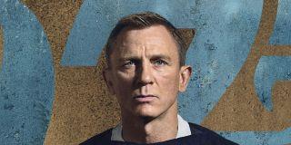 Daniel Craig no time to die poster