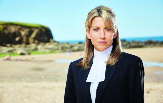 Claire Goose returns as Devon-based coroner Jane Kennedy.