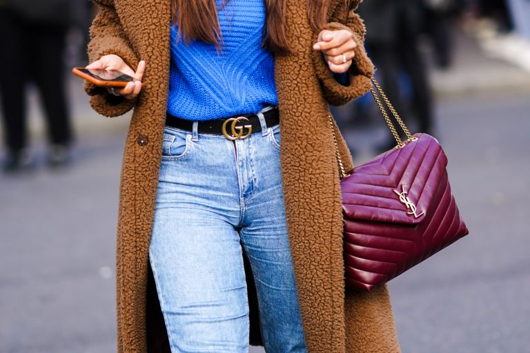 Street Style Teddy Bear coat